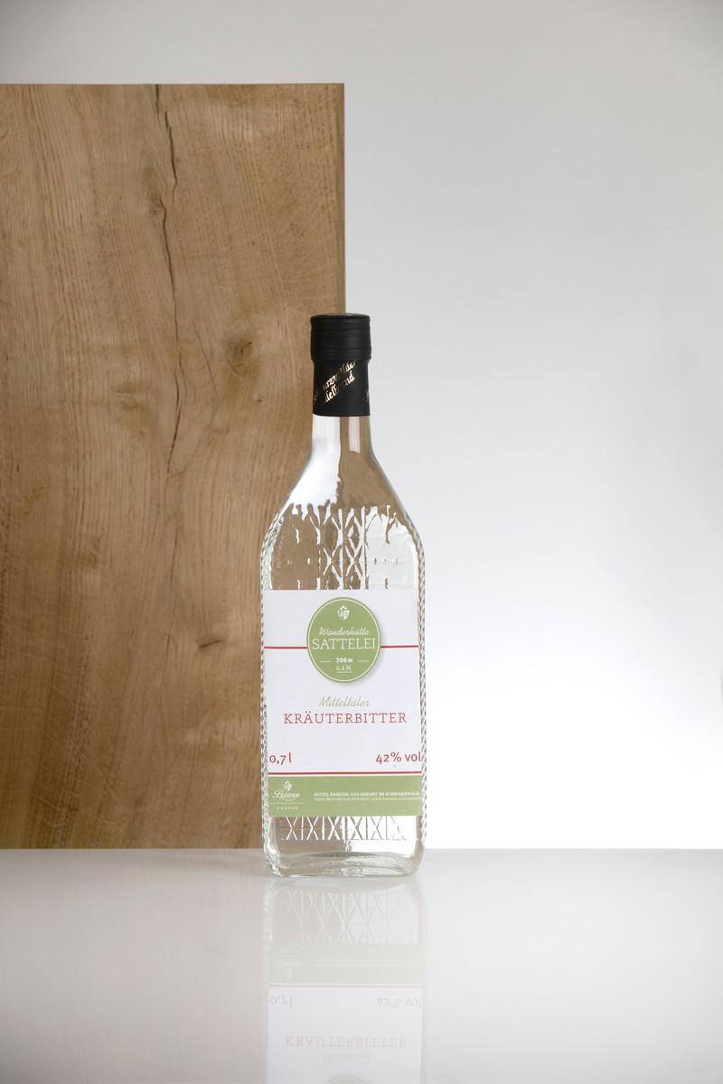 Liqueur aromatique aux Herbes 0,7 l